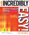Medical-Surgical Nursing Made Incredibly Easy! by Lippincott Williams & Wilkins (Paperback, 2011)