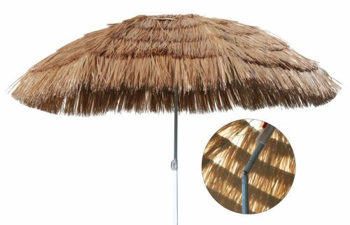 knickbar Sonnenschirm Gartenschirm Balkonschirm Hawaii Strandschirm Ø 165cm