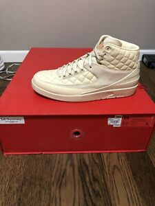 new styles fd28d f6bbe Details about DS Jordan 2 Beach Size 14 DS nike air retro just don c tan  834825 250 ii 1 gold