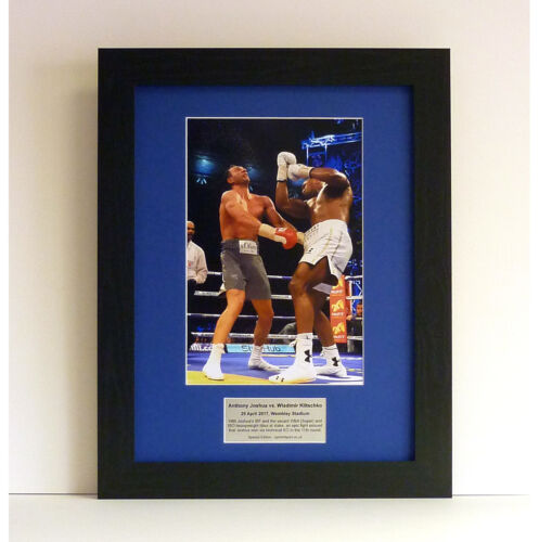 Anthony Joshua vs. Wladimir Klitschko – Special edition photo presentation