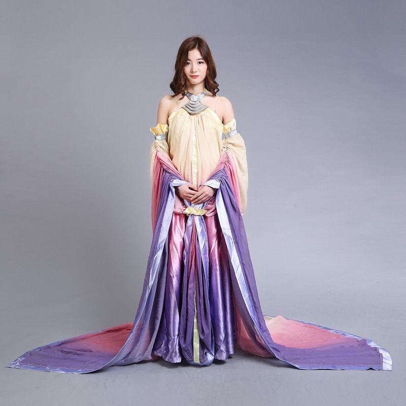 Halloween Star Wars Revenge of The Sith Padme Amidala Lake Dress ...