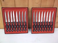 Maxam 16 Pcs Steak Knife Set Free Shipping