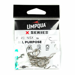 Umpqua X-Series XS506H BN Jig Fly Tying Hook