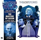 The Masters of Luxor by Nigel Robinson, Anthony Coburn (CD-Audio, 2012)