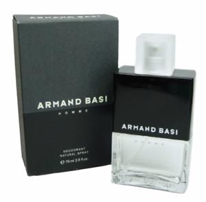 75ml-Armand-Basi-Homme-Desodorante-hombre-Deodorant-for-Men-2-5-oz