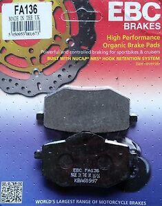 EBC-FA136-Brake-Pads-Front-Yamaha-XV535-Virago-88-94