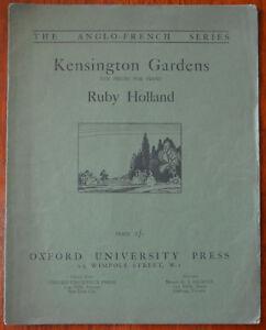 Kensington-Gardens-Ten-Pieces-For-Piano-by-Ruby-Holland-Pub-1918