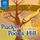 Puck of Pook's Hill by Rudyard Kipling (Audio disk, 2015)