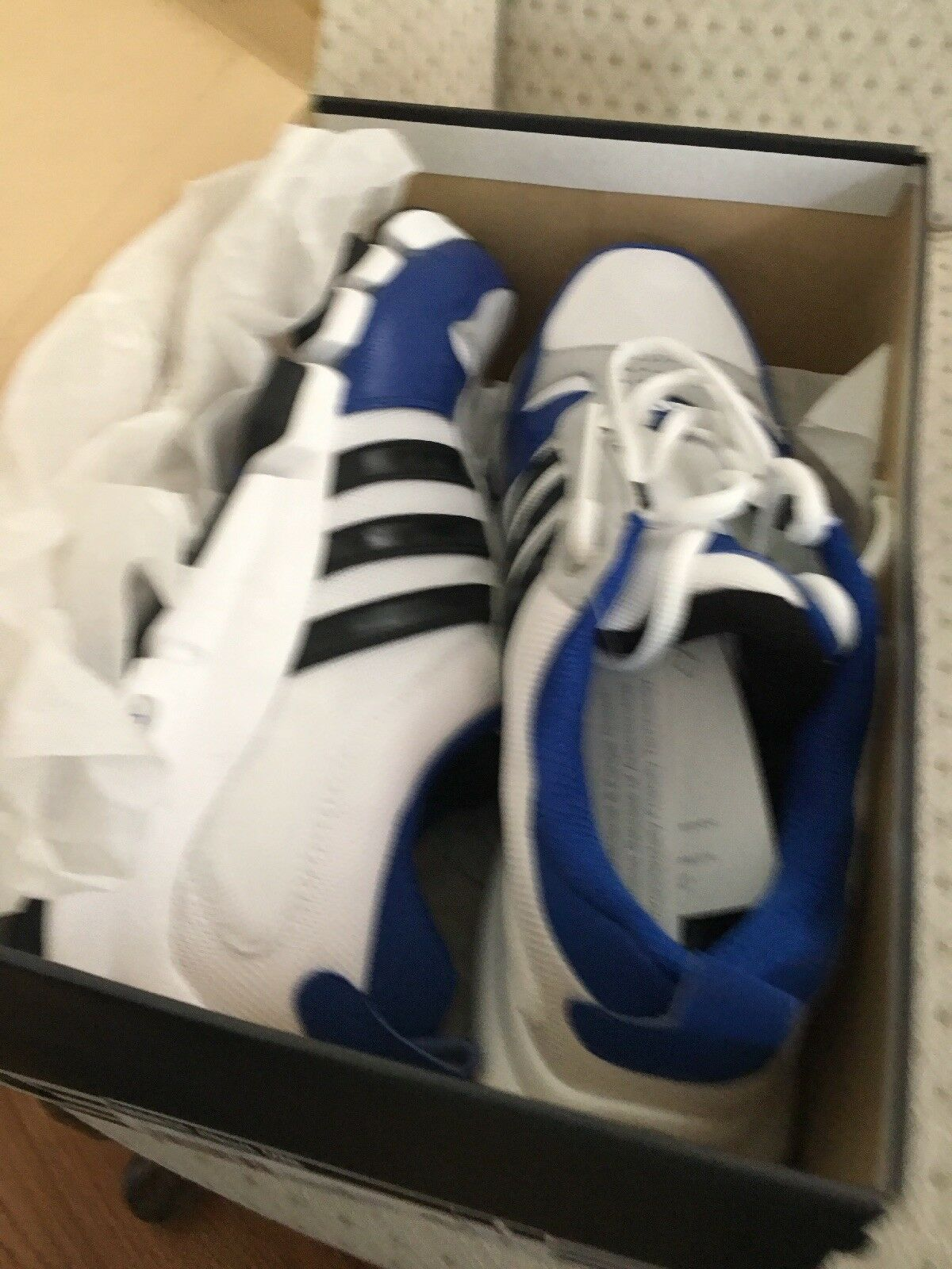 195,00 BRAND NEW Mens Adidas Plush Tr 6 Running Shoes Trail Size 9.5