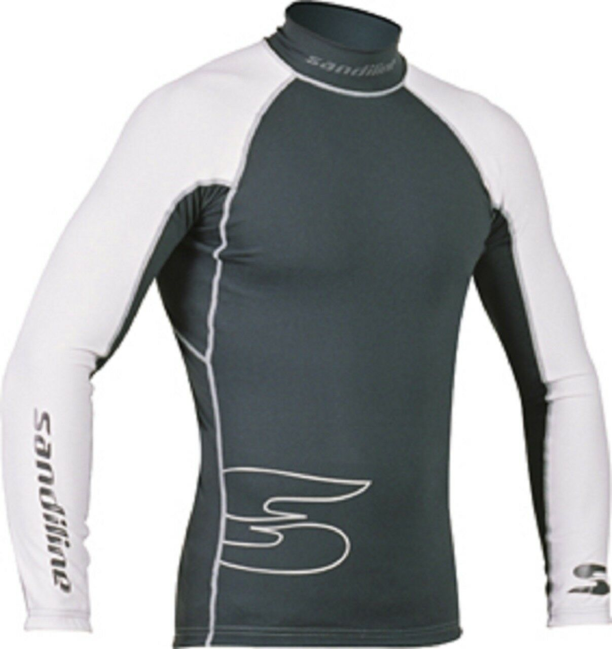 Sandiline Shirt Lycra Long Sleeve Nylon Shirt UV Schutz    Einfach zu bedienen