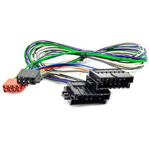 Radio-Adapter-Kabel-Autoradio-fuer-Volvo-740-850-940-960-Adapterkabel-ISO