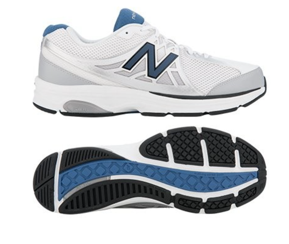 New New New Balance MW847WT2 Men's Ortholite Walking Sneakers 1192 Size 14 EE 3aa9ce