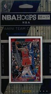2016-17-Hoops-NBA-Basketball-Factory-Sealed-Team-Set-Collection-Chicago-Bulls