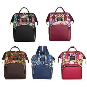 Portable-Mummy-Maternity-Nappy-Diaper-Bag-Handbag-Large-Capacity-Travel-Backp-s