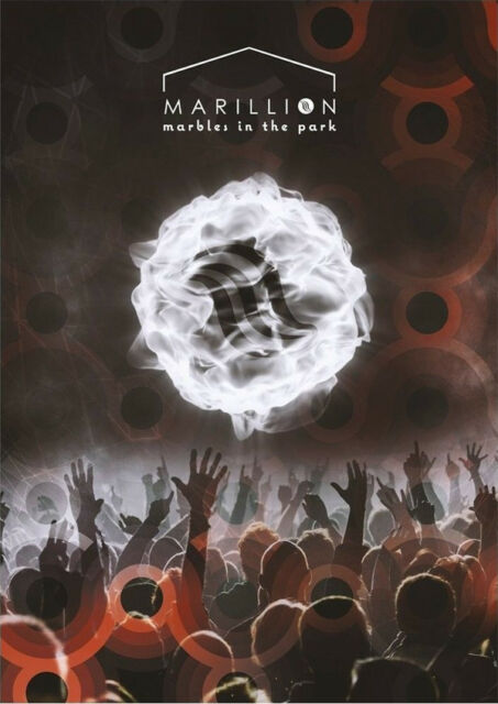 Marillion Canicas en Parque 2017 DVD + Bonus Material Nuevo / Sellado Port
