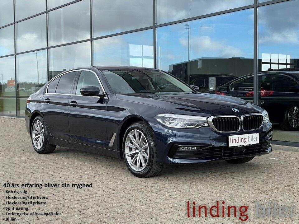 BMW 530e 2,0 Sport Line aut. 4d - 519.900 kr.
