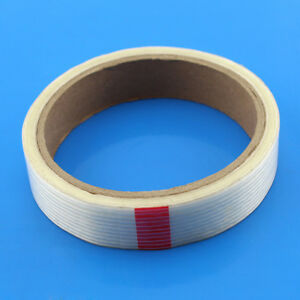 Details about 1Roll FiberGlass Tape Glass Fiber PET Heat Insulation  Super-Strong Stick 2cmX12M