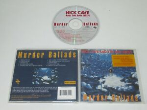 Nick-Cave-And-The-Bad-Seeds-Murder-Ballads-Silencieux-Int-845-977-CD-Album