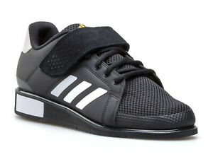 Details about adidas Power Perfect 3 BB6363 Weightlifting Shoes CrossFit Bodybuilding Black