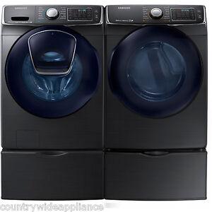 washing machine pedestal samsung