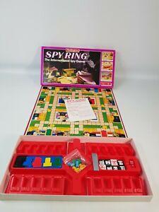 Spy Ring Board Game New Unused Unpunched Vintage Waddingtons International