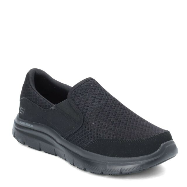 McAllen Slip Resistant Black Size 8 for