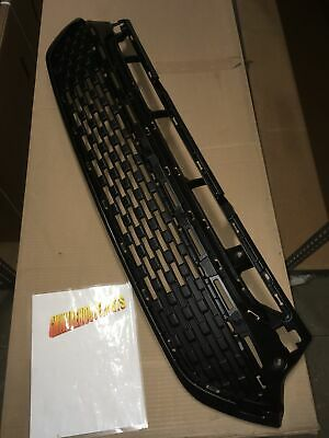 GMC GM OEM 17-18 Acadia Front Bumper-Lower Bottom Grille Grill 23159135