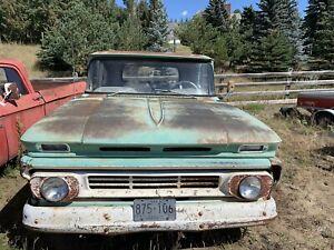 1962 Chevrolet C/K 1500