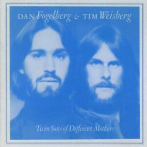 Dan-Fogelberg-amp-Tim-Weisberg-Twin-Sons-Of-Different-Mothers-2018-CD-NEW