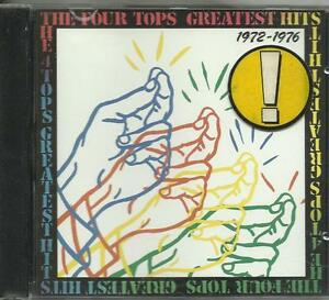 THE-FOUR-TOPS-Greatest-hits-1972-1976-1982-CD