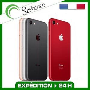 Apple IPHONE 8- 64GB 256GB - Débloqué - GRADE A+ B C