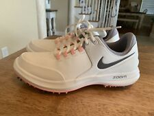 2a5c9e1a0857c item 3 New Nike Air Zoom Accurate Women s Golf Shoes White Pink (909734-101)  Size 8.5 -New Nike Air Zoom Accurate Women s Golf Shoes White Pink (909734-101)  ...