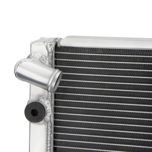 40MM Full Aluminum RAD Radiator For  PEUGEOT PUG 205 309 1.6 1.9 GTI 1983-1993