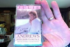 Julie Andrews- Love Julie..w/Bob Florence....new/sealed cassette tape