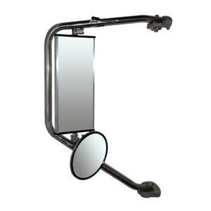 Mack CH Pinnacle Granite Vision Door Mirror Assembly Manual UNHTD LH