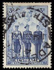 AUSTRALIA 186 (SG198) - Australian War Effort Issue (pa61380)