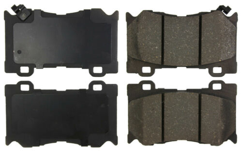 Disc Brake Pad Set-C-TEK Ceramic Brake Pads Front Centric 103.13460