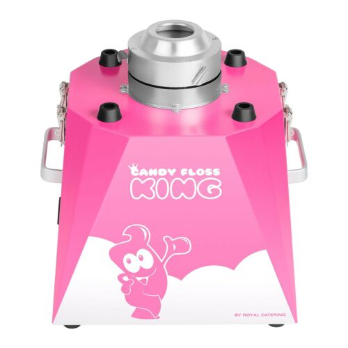 Sucre Ouates machine sucre Ouates périphérique Pink sucre Ouates Maker appareil En Acier Inoxydable NEUF