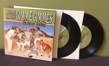 """Me First and the Gimme Gimmes """"Go Down Under"""" 2x 7"""" OOP Blink 182 AFI Nofx"""