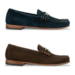 1ab1d11f55a G.H Bass Weejuns Shoes - Palm Springs Lincoln Reverso Suede Shoes ...