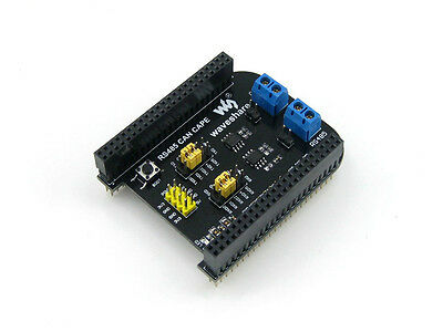BeagleBone Black Expansion CAPE with RS485 and CAN Interfaces debugging BB Black