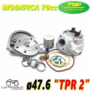 9928550 GRUPPO TERMICO TOP TPR 2 70CC D.47,6 MINARELLI ORIZZONTALE H2O SP.12 ALLUMINIO