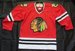 new arrival ee4a1 5f2d5 Chicago Blackhawks home JERSEY NHL KOHO shirt ...