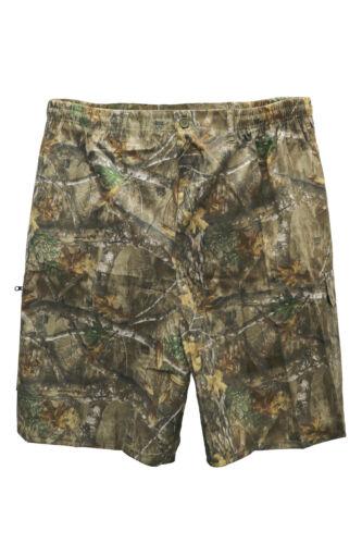 Men/'s Kingsize Jungle Combat Cargo  Shorts Forest Realtree Camouflage 3XL-6XL