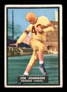 JOE-JOHNSON-1951-TOPPS-MAGIC-1951-NO-68-VG-19263