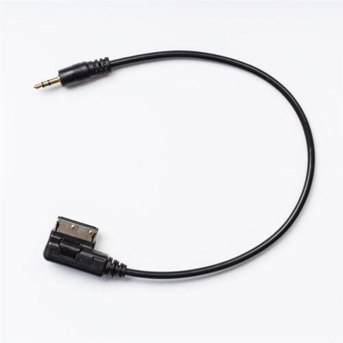 Cable aux adecuado para ami MMI compatible f audi a1 a3 a4 a5 a6 a8 q1 q3 q5 q7 r8