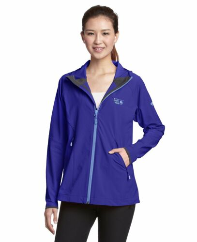 "NEW $135 WOMEN/'S MOUNTAIN HARDWEAR /""SUPER CHOCKSTONE/"" SOFT SHELL JACKET"