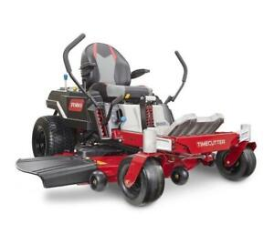 BRAND NEW 2021 TORO ZERO TURN LAWNMOWER!!! COMES WITH MYRIDE TECHNOLOGY AND A 50 CUT!!! Alberta Preview