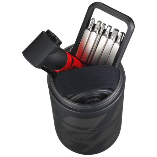 Syncros Tool Can Werkzeug Dose für Flaschenhalter anthrazit
