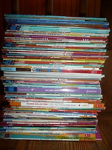 Lot~60 Children's Books, 4th~5th~6th Grades~Classroom~Library~Teacher~Homeschool